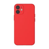 Чехол Baseus для iPhone 12 Красный