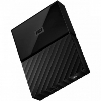 Внешний HDD Western Digital My Passport 3TB USB 3.0 Black