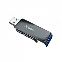 USB накопитель Apacer AH350 128GB Black