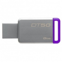 USB накопитель Kingston DataTraveler 50 8GB Gray/Violet