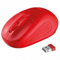 Мышь Trust Primo Wireless Red