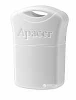 USB накопитель Apacer AH116 8GB White