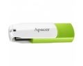 USB накопитель Apacer AH335 64GB White