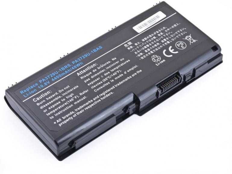 Батарея для ноутбука Toshiba Qosmio X500 X505 Satellite P500 P505 10.8V 4400mAh