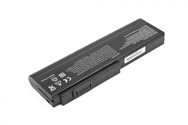 Батарея для ноутбука Asus M50 M51 X55 X57 G50 X64 11.1V 6600mAh
