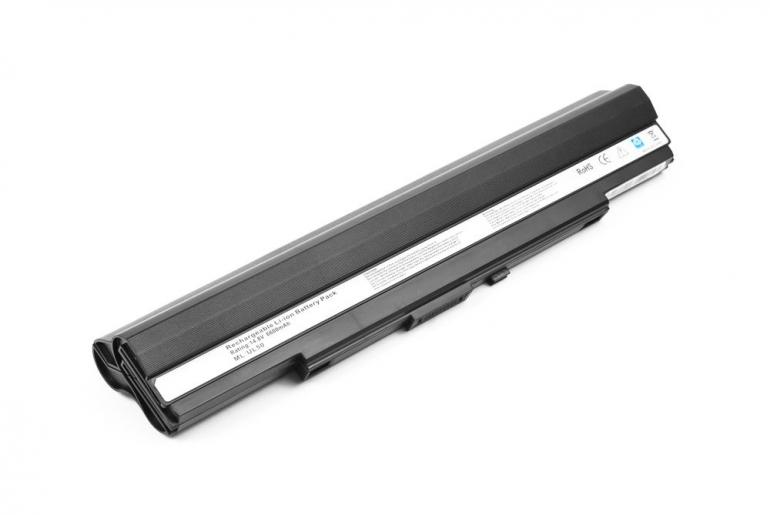 Батарея для ноутбука Asus PL30 PL80 U30 U35 U45 UL30 UL50 UL80 X32 X33 14.8V 6600mAh