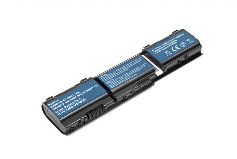 Батарея для ноутбука Acer Aspire 1420 1820 1825 11.1V 4400mAh