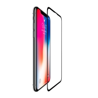 Защитное cтекло Devia Van Entire для Apple iPhone X/Xs, 0.26mm Black