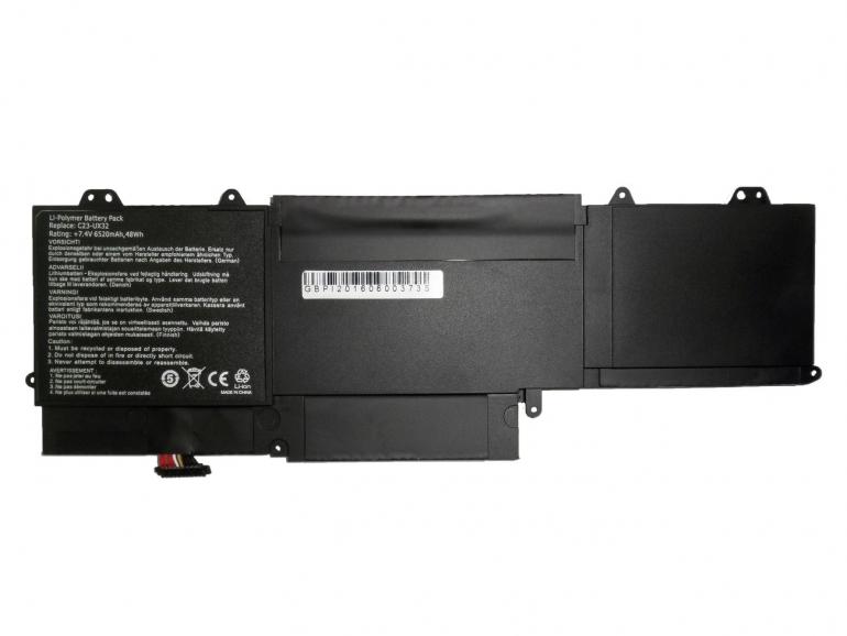 Батарея для ноутбука Asus VivoBook U38N Zenbook UX32VD UX32A 7,4V 6520mAh