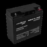 Аккумулятор LogicPower AGM LP 12-20 AH SILVER