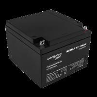 Аккумулятор LogicPower AGM LP 12-26 AH SILVER