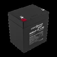 Аккумулятор LogicPower AGM LP 12-5.0 AH SILVER