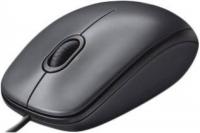 Мышь Logitech M90 USB Black