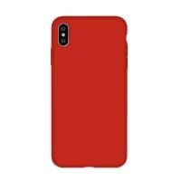 Чехол Devia для iPhone X/Xs Nature Красный