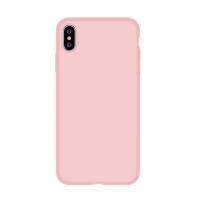 Чехол Devia для iPhone X/Xs Nature Розовый