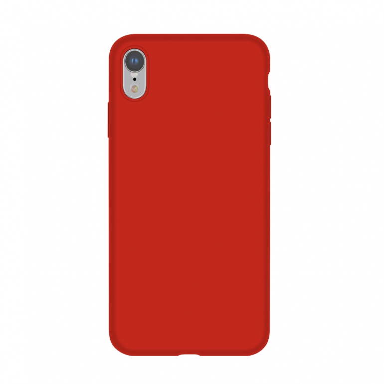 Чехол Devia для iPhone Xr Nature Красный