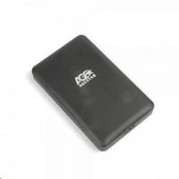 """Карман Agestar для HDD 2.5"""" USB 3.1 Black"""