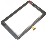 "Сенсор для Samsung Galaxy Tab 7.0"" Plus GT-P6200,GT-P6210 Black"