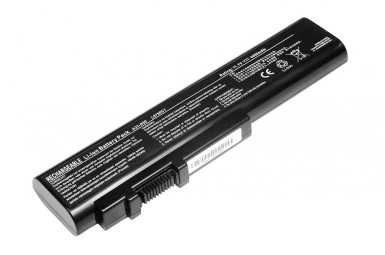 Батарея для ноутбука Asus N50 N51 11.1V 4400mAh