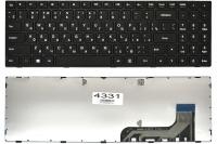 Клавиатура для ноутбука Lenovo IdeaPad 100-15IBY B50-10 черная