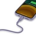 Кабель Baseus Colorful USB 2.0 to Lightning 2.4A 1.2M Фиолетовый