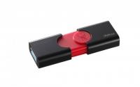 USB накопитель Kingston DataTraveler DT106 32GB Black/Red