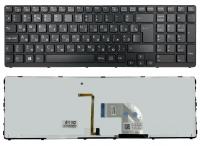 Клавиатура Sony SVE1511 SVE1711 SVE1712 SVE1713 черная Подсветка
