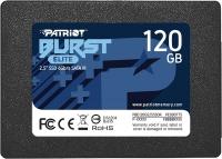 "Накопитель SSD Patriot Burst Elite 2.5"" 120GB SATA III TLC"