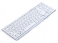 Клавиатура LG R500, белая