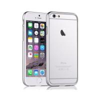 Бампер Vouni для iPhone 6/6S Air Silver