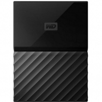 Внешний HDD Western Digital My Passport 1TB USB 3.0 Black