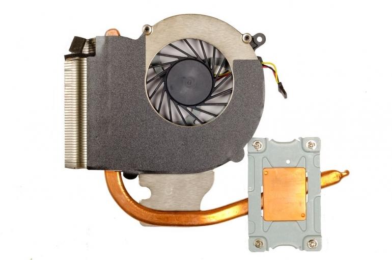 Вентилятор HP Compaq CQ43 For Intel Integrated Graphics, Heatsink P/N: DFS551005M30T