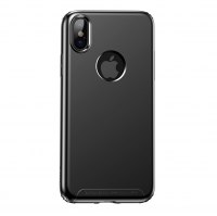 Чехол Baseus для iPhone X/Xs Soft Case Black