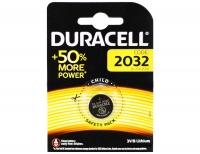 Батарейка Duracell CR2032-U1 1шт.