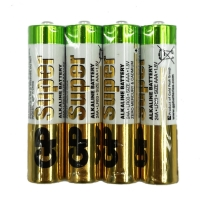 Батарейка GP Super Alkaline LR03 ААА 1.5V 4шт.