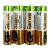 Батарейка GP Super Alkaline LR6 АА 1.5V 4шт.