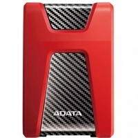 Внешний HDD ADATA Durable HD650 1TB USB 3.1 External Red