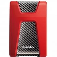 Внешний HDD ADATA Durable HD650 1TB USB 3.1 External Red