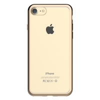 Чехол Devia для iPhone SE 2020/8/7 Glitter Champagne Gold