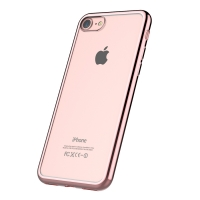 Чехол Devia для iPhone SE 2020/8/7 Glitter Rose Gold