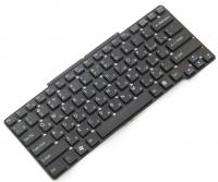 Клавиатура для ноутбука Sony VGN-SR Series черная без рамки Прямой Enter