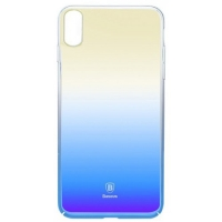 Чехол Baseus для iPhone X/Xs Glaze blue