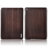 Чехол Remax для iPad Air/2017/2018 Wood Coffee