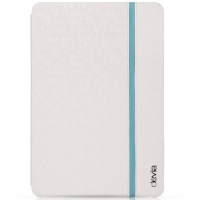 Чехол Devia для iPad Mini/Mini2/Mini3 Luxury White