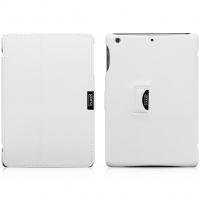 Чехол iCarer для iPad Mini/Mini2/Mini3 Microfiber White