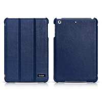 Чехол iCarer для iPad Mini/Mini2/Mini3 Ultra-thin Genuine Blue