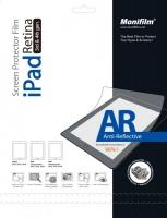 Защитная пленка Monifilm для iPad 2, New iPad 3, iPad 4, AR - глянцевая