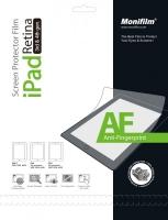 Защитная пленка Monifilm для iPad 2, New iPad 3, iPad 4, AF - матовая