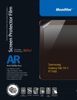 Защитная пленка Monifilm для Samsung Galaxy Tab 10.1 GT-P7100, AR - глянцевая