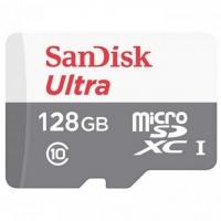 Карта памяти SanDisk microSDHC 128GB Class 10 UHS-I R100MB/s Ultra